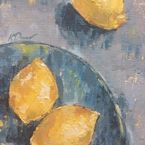 3 Lemons by Kate Dower