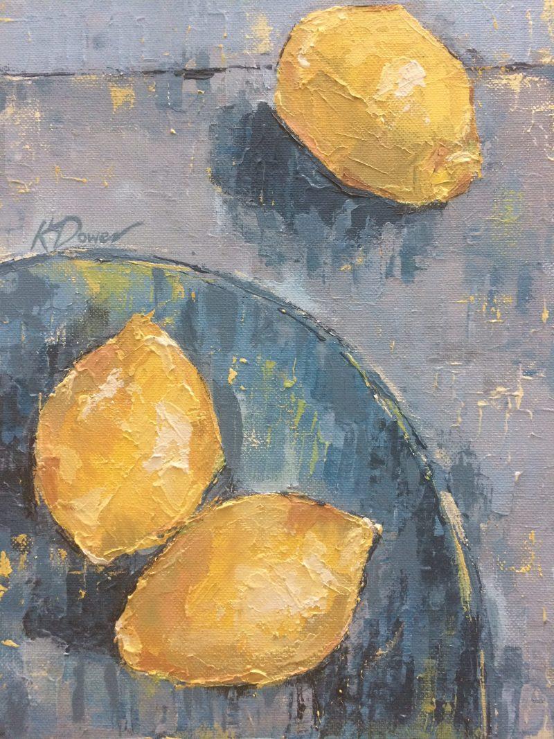 3 Lemons by Kate Dower