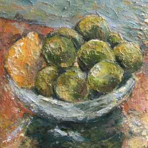 A lemon amongst limes by Kay Dower