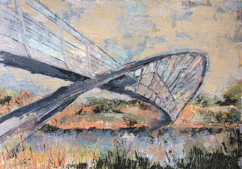 Millenium Bridge by Kay Dower