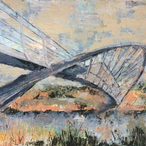 Millenium Bridge by Kay Dower