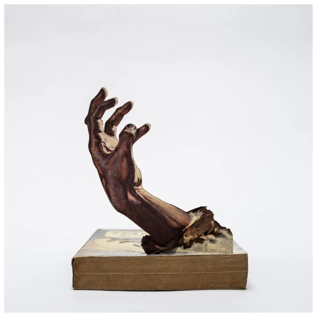 Reach by Claire Morris