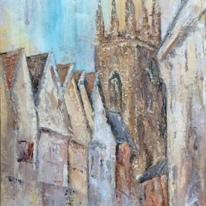Yes, Minster by Kay Dower