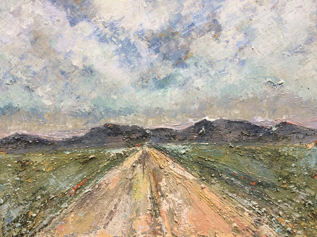 Road to nowhere by Kay Dower