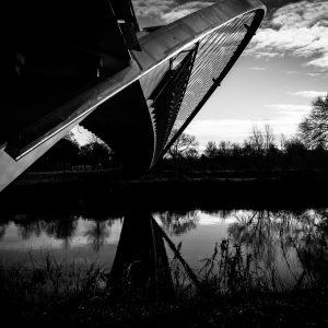 Millennium Bridge by Julie Whelan