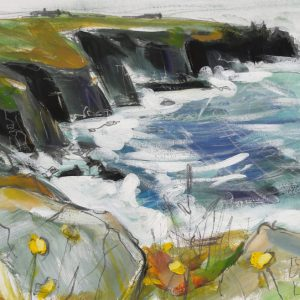 Towards Lands-End by Kate Pettitt
