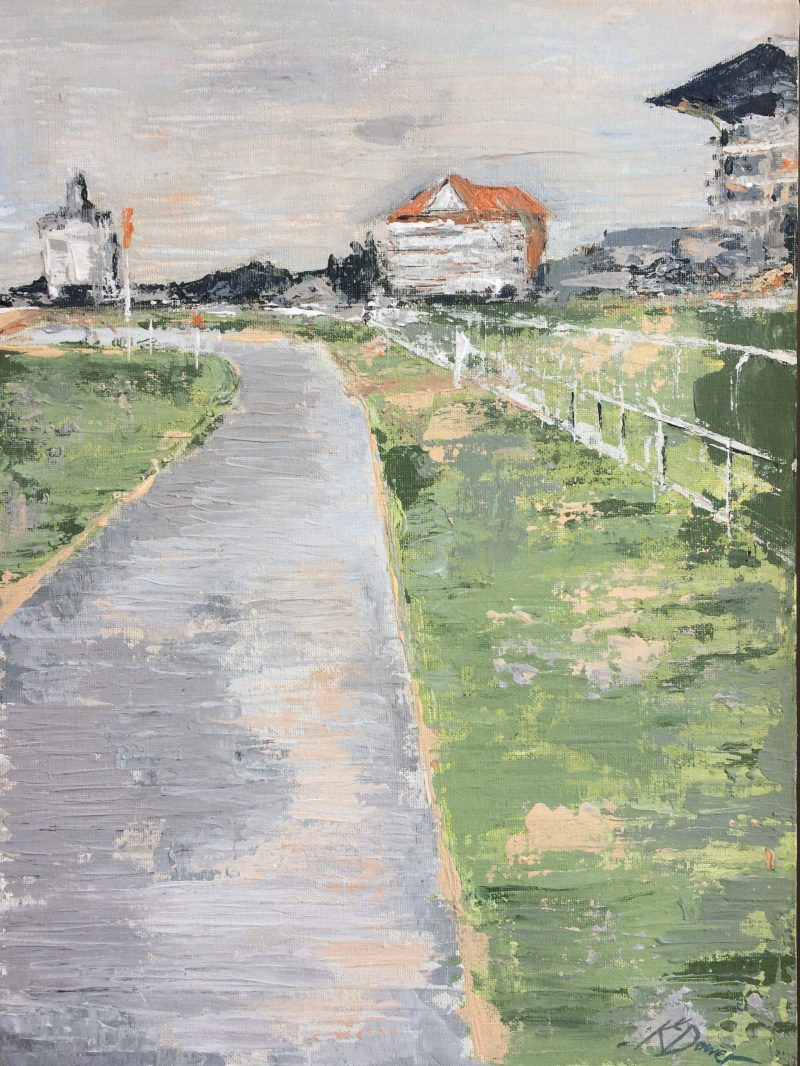 Another home straight by Kay Dower