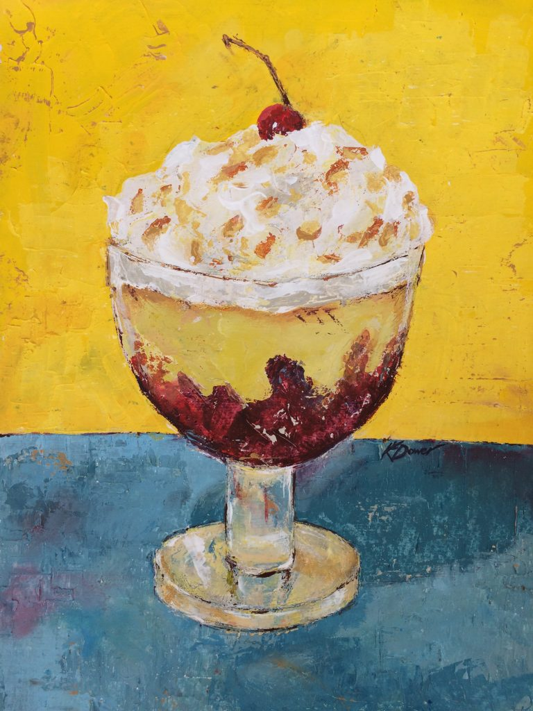 A cherry on top by Kay Dower